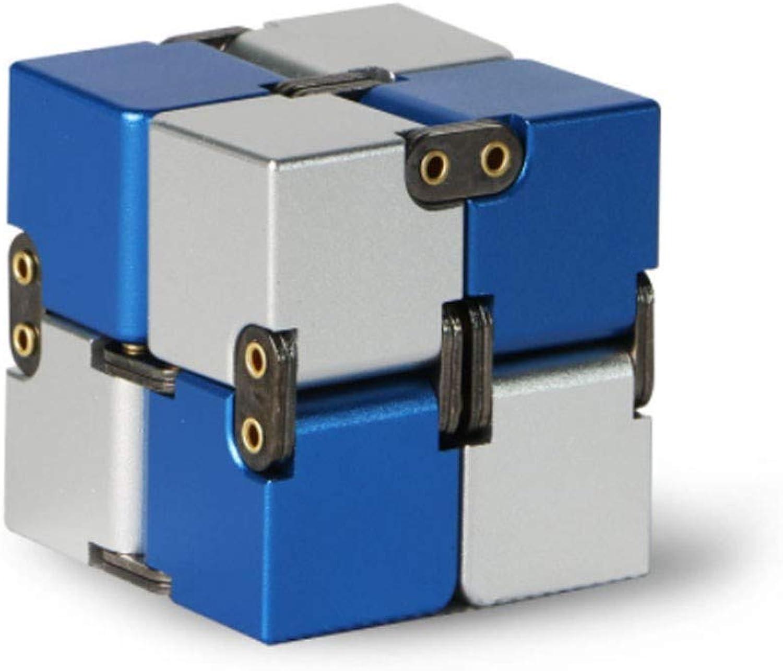 Hope Infinity Cube Würfel Stress Spielzeug Für Langeweile, Angst- Infinite Zappeln Mit Geschenkbox, Cool Für Kinder,Erwachsene,stressrotuzierung Beim Rauchen Aufhören B07P472GLD Ausgezeichneter Wert      Am wirtschaftlichsten