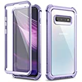 Dexnor Case for Samsung Galaxy S10 360 Full Body 3 Layers
