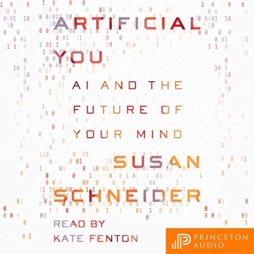 Artificial You audiobook cover art