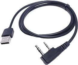 WOVELOT Cable de programacion USB PRO5150 HT750 HT1250 GP328 GP340 GP380 GP640 GP680 GP1280 GP960 PR860 interfono