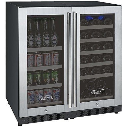Allavino 3Z-VSWB15-2SST Flex Count Series Wine and Beverage Center