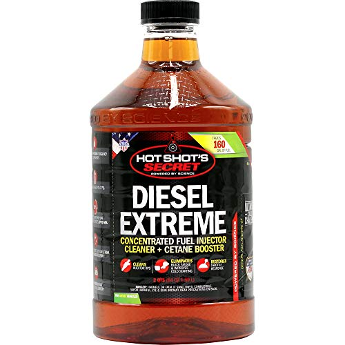 Hot Shot's Secret - P040464Z Diesel Extreme Clean and Boost - 64 fl. oz.