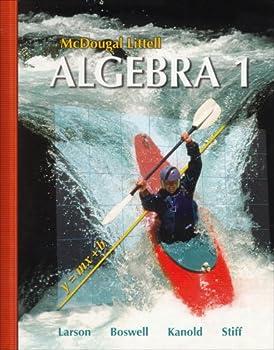 Best mcdougal littell algebra 1 Reviews
