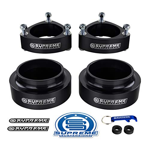 Supreme Suspensions - Full 2.5' Front + 2.5' Rear Lift Kit for 1996-2004 Nissan Pathfinder and 1997-2003 Infiniti QX4