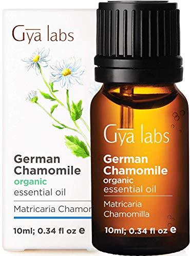 Olio essenziale di camomilla tedesca biologica - Un'atmosfera curativa per i muscoli doloranti e la rinnovata bellezza (10...