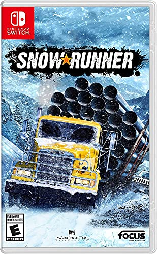 Snowrunner (Switch) is 50% off / $19.99 lowest price ever  Amazon:  GameStop:…