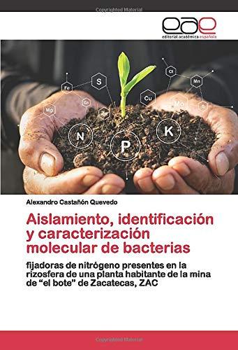 """Aislamiento, identificación y caracterización molecular de bacterias: fijadoras de nitrógeno presentes en la rizosfera de una planta habitante de la mina de """"el bote"""" de Zacatecas, ZAC"""