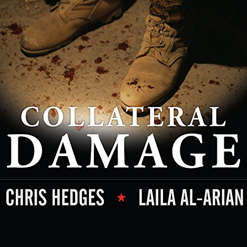Collateral Damage audiobook cover art