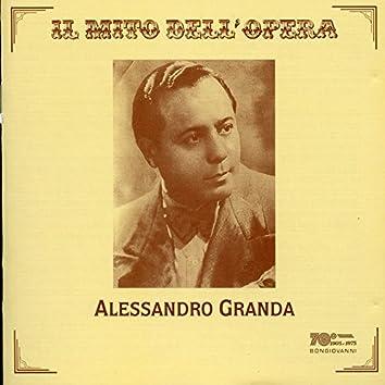 Il mito dell'opera: Alessandro Granda