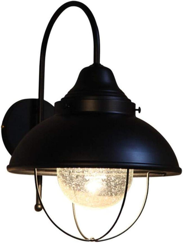 Aussenlampe Wandbeleuchtung Wandlampe Wandleuchte Innen Loft Creative Bedroom Industrial Style Bar Amerikanisches Eisen