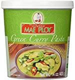 Mae Ploy Green Curry Paste, 14 oz, Pack of 1