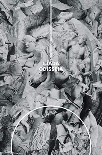 Box Homero - Ilíada + Odisseia