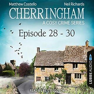 Cherringham - A Cosy Crime Compilation cover art