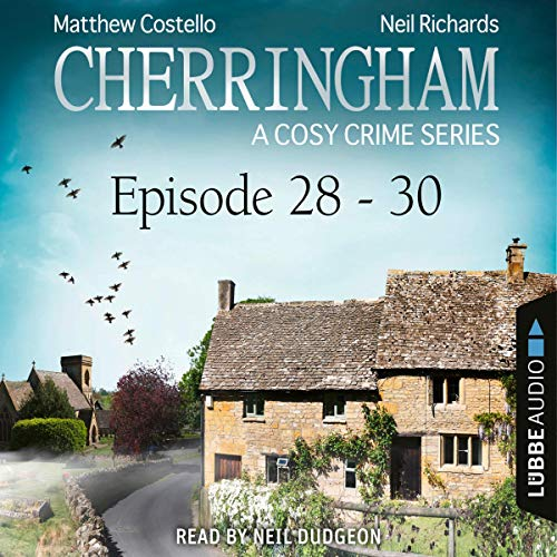 Cherringham - A Cosy Crime Compilation cover art