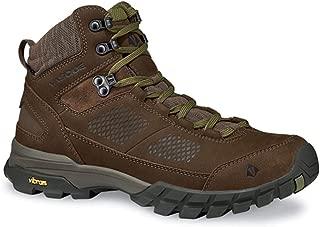 Vasque Men's Talus at UltraDry Hiking Boots Dark Earth/Avocado 10.5 W