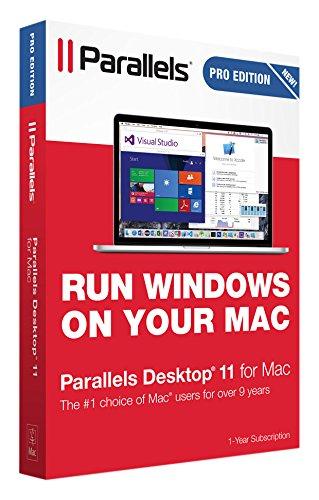 Preisvergleich Produktbild Parallels Desktop 11 für Mac Pro Edition