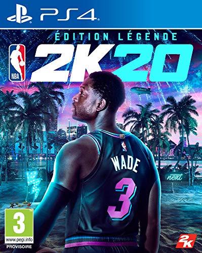 NBA 2K20 - Edition Légende [Importación francesa]
