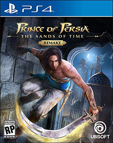 Prince of Persia: The Sands of Time Remake - PlayStation 4 Standard Edition