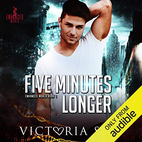 Five Minutes Longer  By  cover art