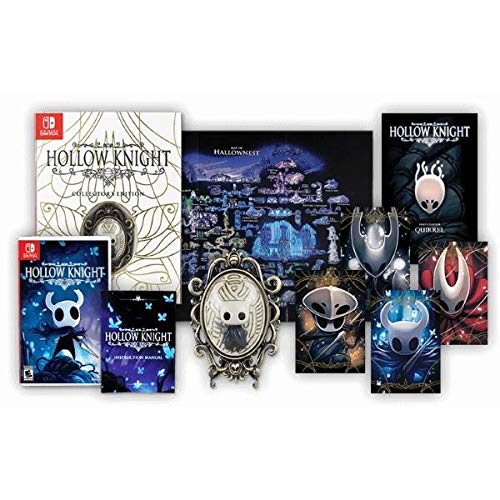 Hollow Knight - Edition Collector - Nintendo Switch