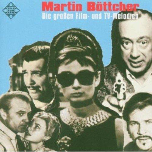 Die großen Film- und TV Melodien - Martin Böttcher (Doppel CD)