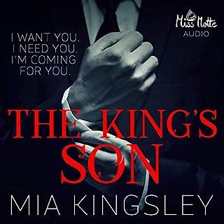 The King's Son     The Twisted Kingdom 6              Autor:                                                                                                                                 Mia Kingsley                               Sprecher:                                                                                                                                 Katharina Lichtblau,                                                                                        Christopher Brehmer                      Spieldauer: 4 Std. und 55 Min.     50 Bewertungen     Gesamt 4,6