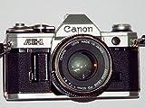 Tecnología de fotografía de LLL – Cámara réflex Compatible con Canon – Ae-1 AE1 Incl. Objetivo Macro Focusing Zoom Vivitar 35-70 mm 1:2:8-3.8 MC Ø 55 mm - Tecnología Probada - Ok