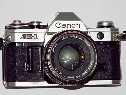 Tecnología de fotografía de LLL – Cámara réflex