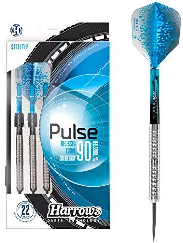 Harrows Unisex-Adult Pulse Dart Steel, Silber, 23g