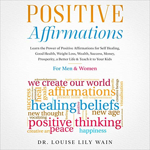 Positive Affirmations  By  cover art
