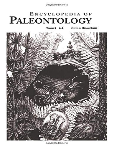 Image OfEncyclopedia Of Paleontology 2 Volume Set