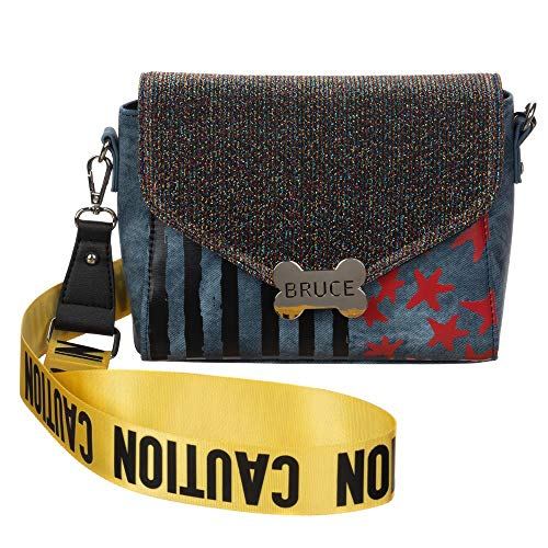 Birds of Prey Harley Quinn Crossbody Handtasche