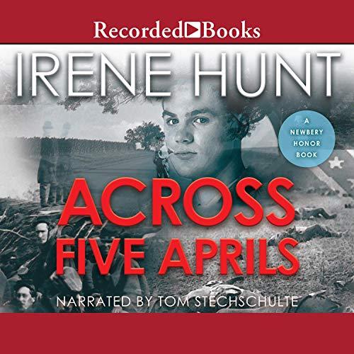 Across Five Aprils cover art