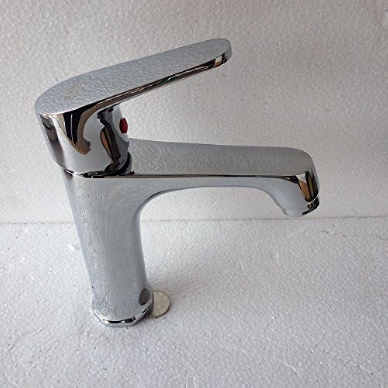 ETERNAL QUALITY Bathroom Sink Basin Tap Brass Mixer Tap Washroom Mixer Faucet Bathroom Cabinet faucet full copper single hole sink mixer Kitchen Sink Taps