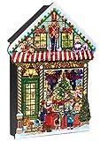 Toy Shop Wooden Advent Calendar