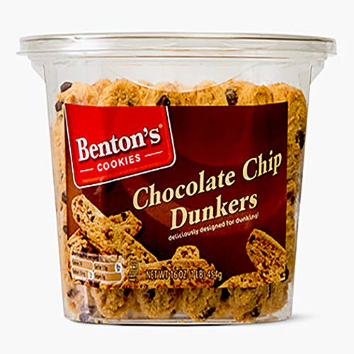 Bento's Chocolate Chip DUNKERS 16 oz