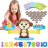 ATOPDREAM Kinderspiele ab 3-7 Jahren, Montessori Spielzeug ab 3-7 Jahre Geschenke für Kinder 3-7 Jahre Spielzeug für Jungen 3-7 Jahre Kleinkinder Mädchen Geschenke Lernspielzeug Geburtstagsgeschenk…