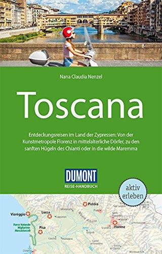 DuMont Reise-Handbuch Reiseführer Toscana: mit Extra-Reisekarte