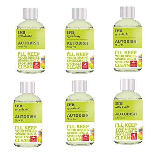 Acme Ifb Rinse Aid by Lavanya Trade – Pack of 6 Bottles