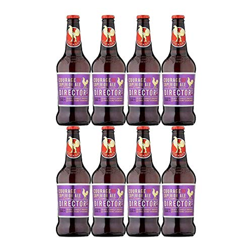Courage Directors Superior Ale (8 x 500ml Bottles)