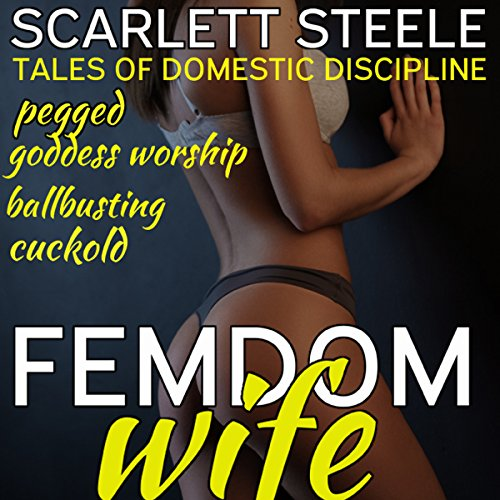 Femdom Wife, Book 8 audiobook cover art