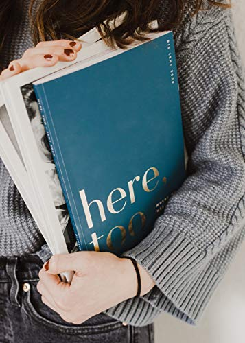 """""""Here, Too"""" the 2020 Catholic Lent Devotional for Women"""