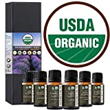 Best Rosemary Essential Oil Pure Certified Organic Therapeutic Grade...