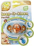 RaZbaby Keep-it-Kleen Pacifier - Finley Clown Fish by Razbaby