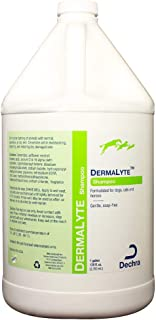 Dechra DermaLyte Shampoo for Cats and Dogs 1 Gallon