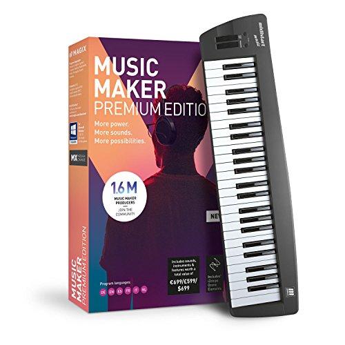 MAGIX Music Maker - 2019 Control Edition - Mehr als nur ein Keyboard