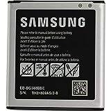 Original Akku Samsung EB-BG388BBE mit 2200 mAh Kapazität - Schnellladen 2.0 für Galaxy Xcover 3 - Bulk ohne Box
