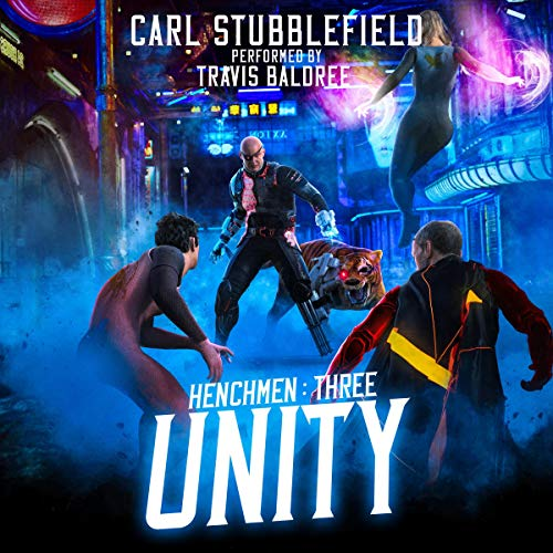 Unity Audiobook By Carl Stubblefield cover art