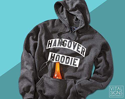 JasonMade Novelty Graphic Shelter From The Shit Quotes Kids Fashion Popular Hooded Hoodies With Pocket