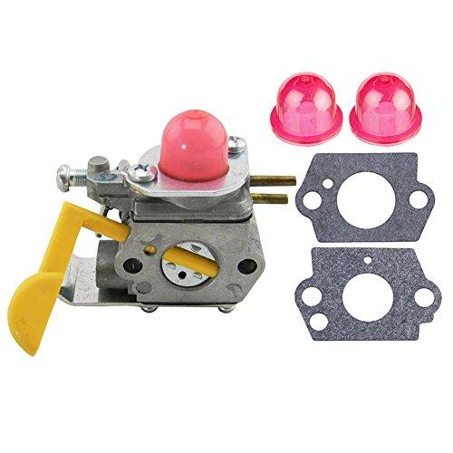 Hipa [Include Carburetor for Poulan Craftman Weed Eater Featherlite SST25 FL20 FL20C FL23 FL26 FX26S FX26SC MX550 MX557 P1500 P2500 P3500 SST25C Gas Trimmer